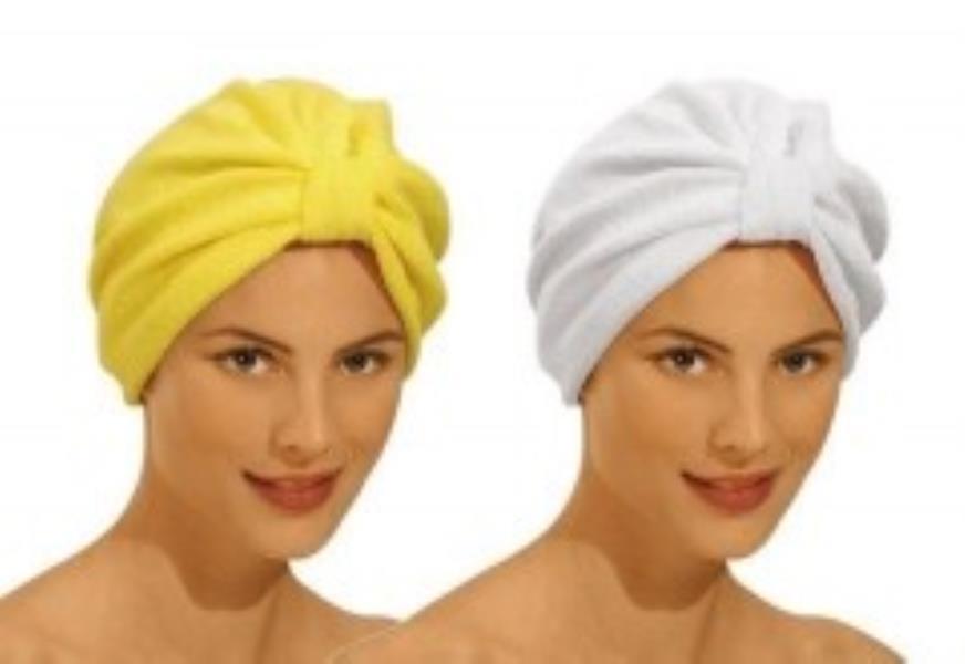 Как сделать шапку для волос 77