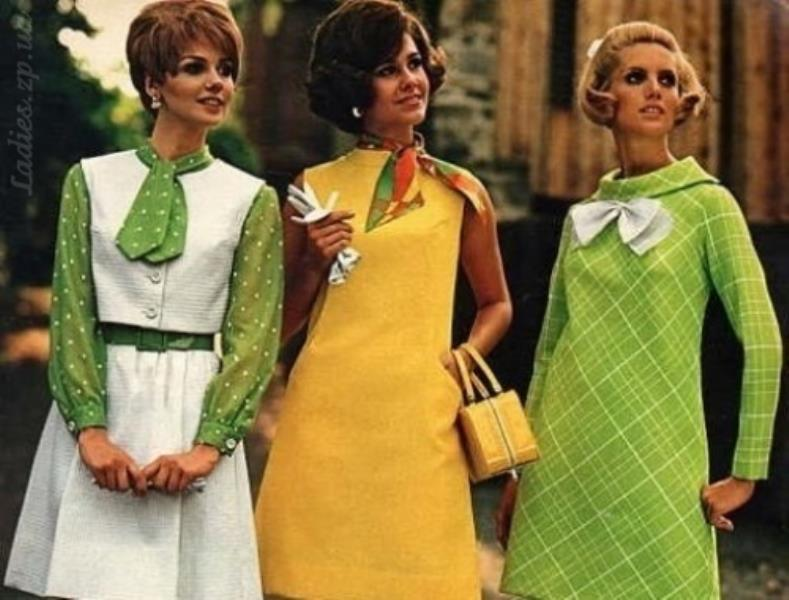Платья 80 90 годов женские
